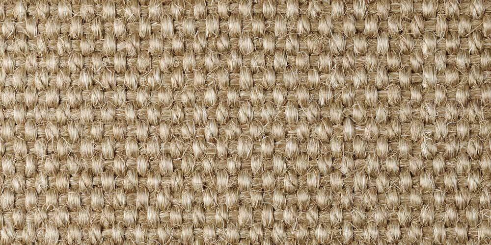 Sisal Metallics Titanium Carpet